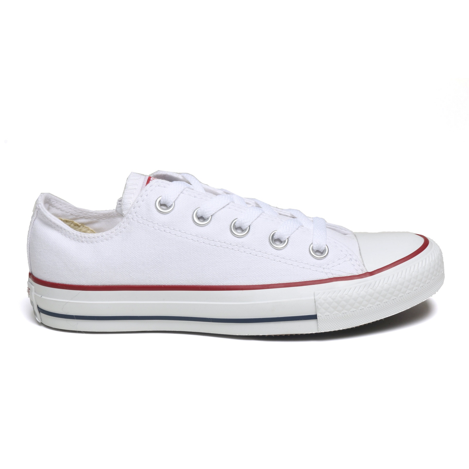 Sneaker weiss Converse AS OX CAN OPTIC weiss Sneaker Leinen