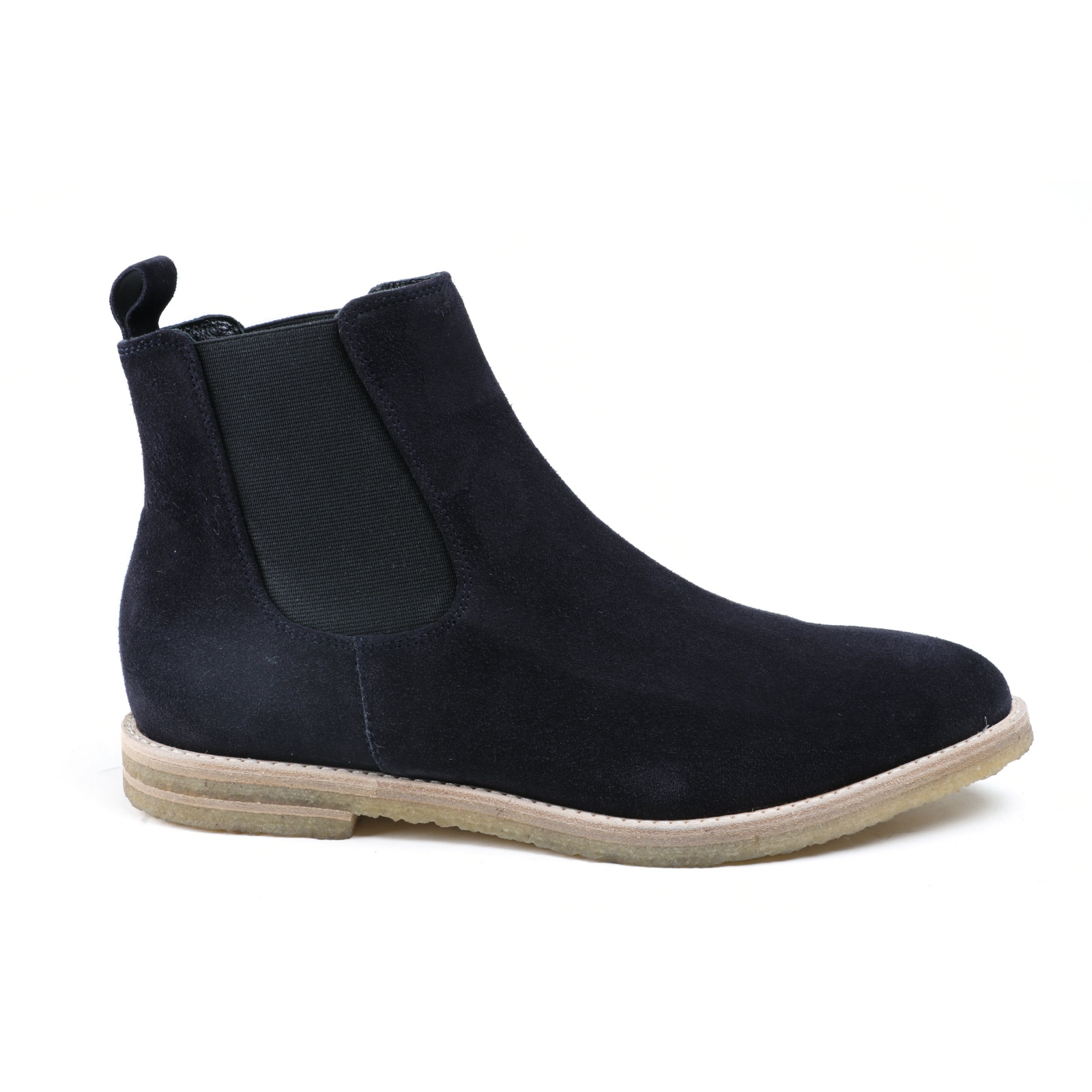 Womens Ankle Boot k&s Chelsea Boots bluee Davison New Size 37