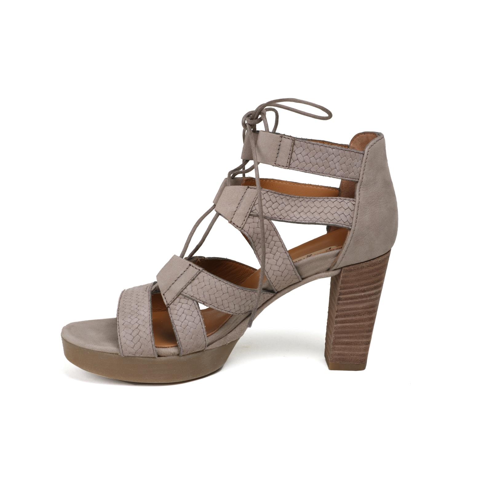 Damen 5 Green Sandalette Schlamm Gr Farben Nubukleder Paul Trendig 38 Neu OPkZ80NnwX