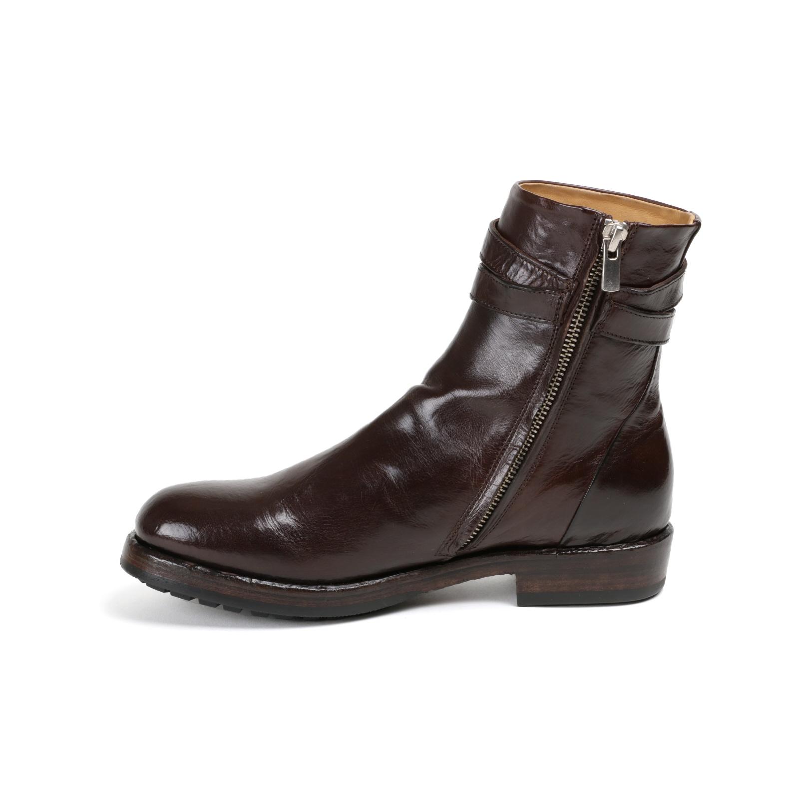 Smooth 5 Officine Brown 38 da donna Gr Creative New Stivaletto Leather XRq16Twpnx