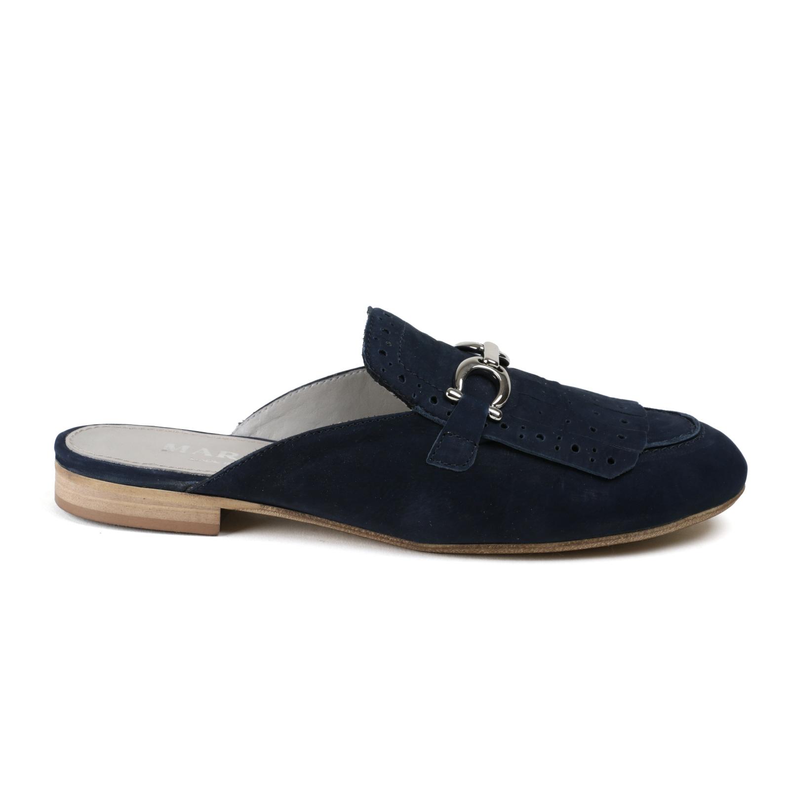 Señora sandalia es azul Maripe 'mode azul es nubukleder nuevo 90cea9